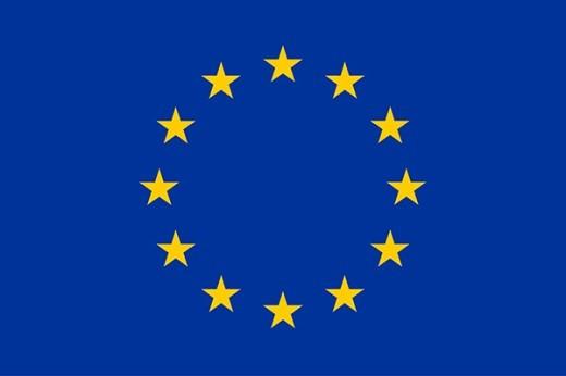 Europeesch Commisioun sain Logo